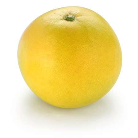 citrus maxima: pomelo, the largest citrus fruit Stock Photo