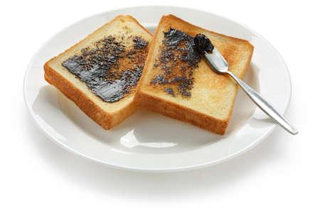 englishman: marmite toast