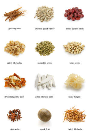 herbology: chinese herbal medicine