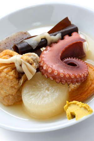 dashi: oden, japanese hotchpotch, japanese food