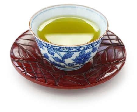 sencha: japanese green tea
