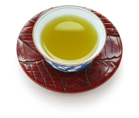 sencha tea: japanese green tea