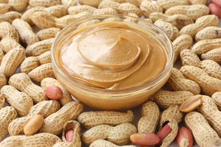 cacahuate: maní y mantequilla de maní