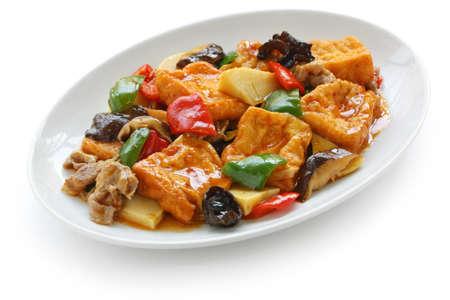 bean curd: home style bean curd, chinese cuisine