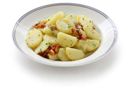 Kartoffelsalat, german potato salad Stock Photo - 13271996