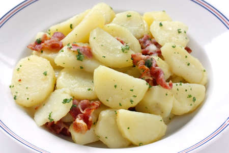 Kartoffelsalat, german potato salad Stock Photo - 13271994