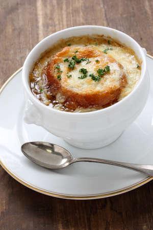 pasteleria francesa: de cebolla gratinada Sopa de franc�s