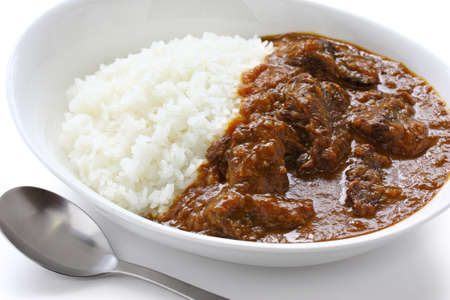 beef curry: japanese beef curry