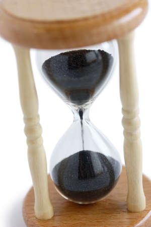 hourglass, sand glass, sand clock photo