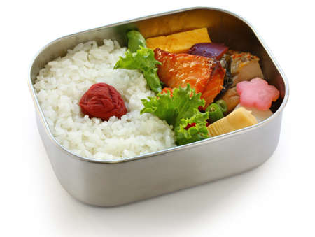out to lunch: bento, japanese lunch box