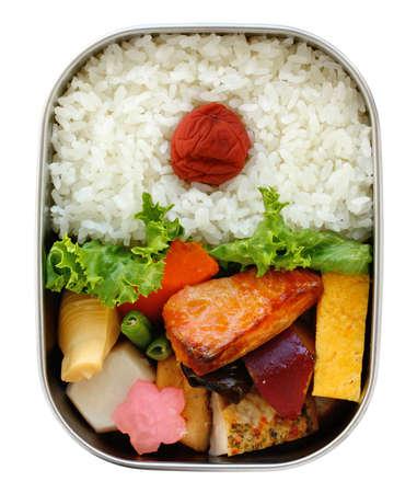 bento, boîte à lunch japonaise Banque d'images