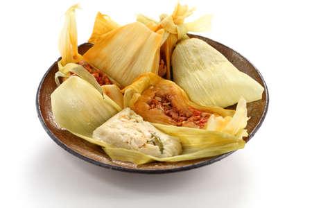 タマーリ、メキシコ料理