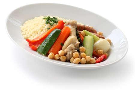 couscous: couscous Stock Photo