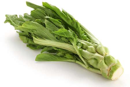 knobby: raw zha cai, sichuan vegetable  Stock Photo
