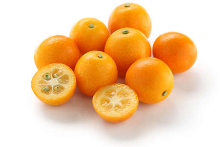 cumquat: kumquat,cumquat Stock Photo