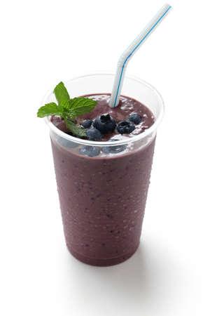 strawberry: acai berry smoothie refresher