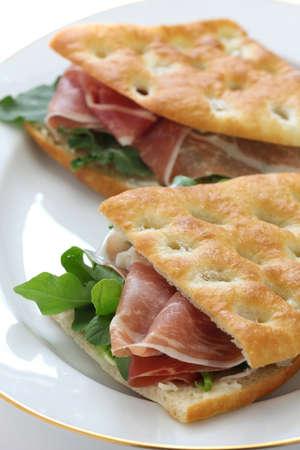 panino: focaccia panini, s�ndwich italiano