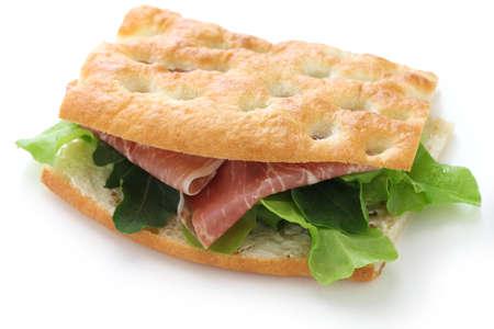 panino: focaccia panino, s�ndwich italiano