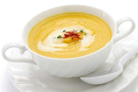 butternut squash: squash soup