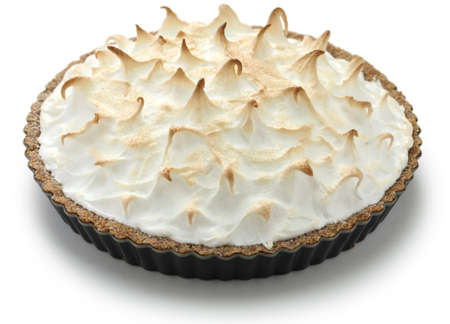 lemon pie: tarta de merengue de lim?n