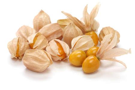 grosella: physalis, comestible tomate de cáscara
