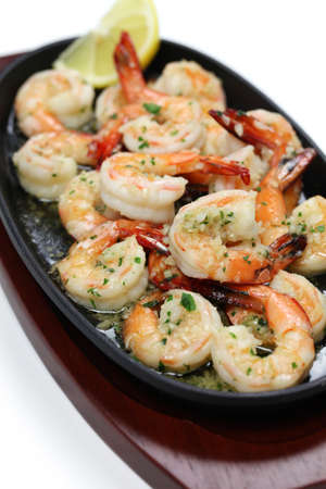scampi: shrimp scampi