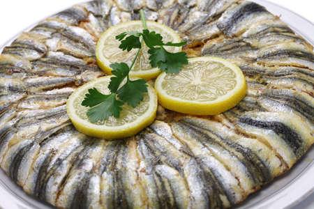 specialty: anchovy pilaf hamsi pilav , Turkish cuisine, Black Sea specialty