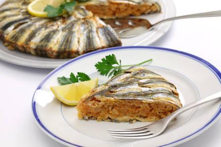 specialit�: acciughe pilaf hamsi pilav, cucina turca, specialit� del Mar Nero