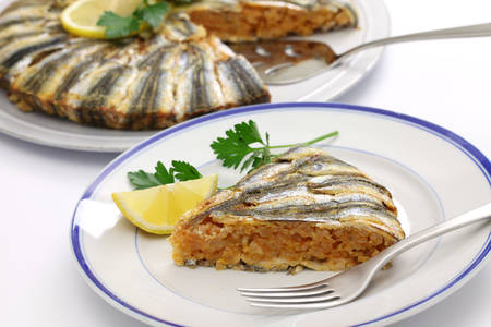 anchovy fish: anchovy pilaf hamsi pilav , Turkish cuisine, Black Sea specialty