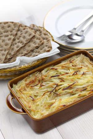 sprat: Janssons frestelse, Janssons temptation, Swedish potato gratin with sprat fillets