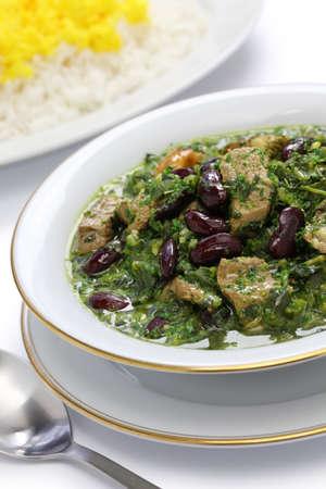 azerbaijan: ghormeh sabzi, Persian herb stew