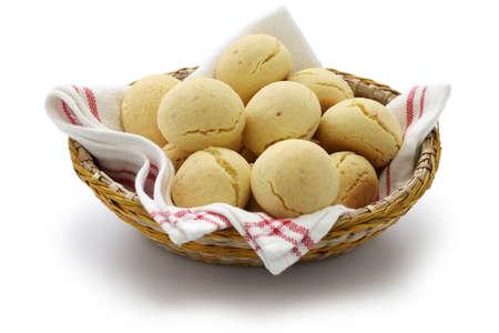 pao de queijo, brazilian cheese bun