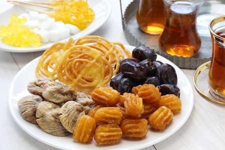 frutas secas: t� iran� y dulces, zoolbia, frutos secos bamieh