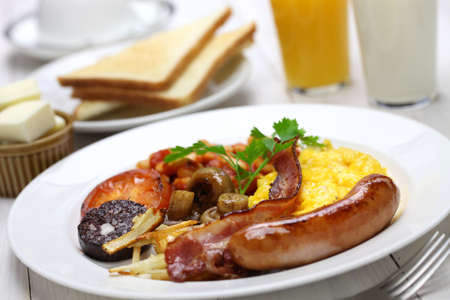 eacute: full english breakfast