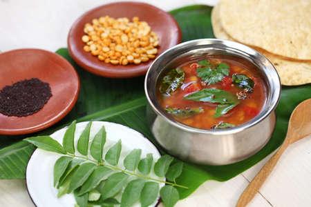 fenugreek: tomato rasam, south indian soup, indian cuisine