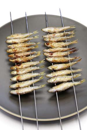 gudgeon: honmoroko, willow gudgeon, japanese cuisine