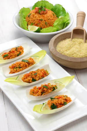 eatern: turkish cuisine vegetarian food kisir bulgur wheat salad