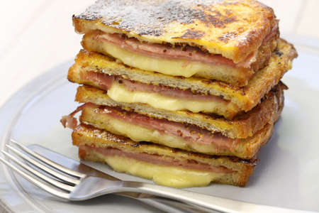 cristo: Monte cristo sandwich, american food