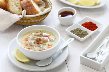tripe: tripe soup, iskembe corbasi turkish traditional hangover cure