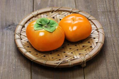 Jiro kaki, japanese persimmon