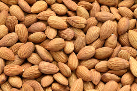 almond: raw almonds