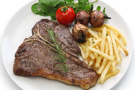 Image result for large steak white background -site:shutterstock.com