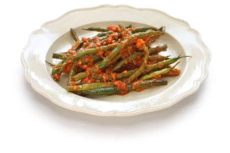 ejotes: estofado de jud�as verdes