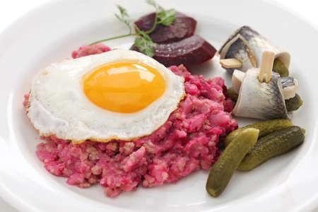 homemade labskaus, Northern Germany cuisine