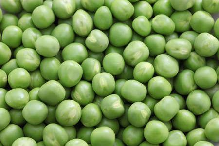 pea: green peas Stock Photo