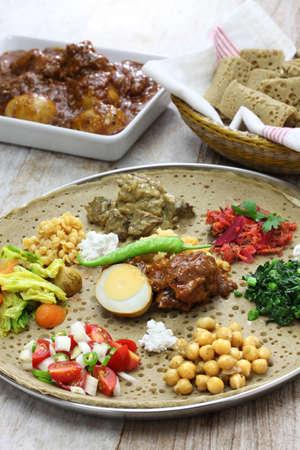 ethiopian: ethiopian cuisine