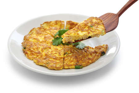 taiwanese: Taiwanese dried radish omelet, taiwanese cuisine
