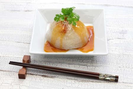 ba: BA wan, bawan, taiwanese mega dumpling, street food