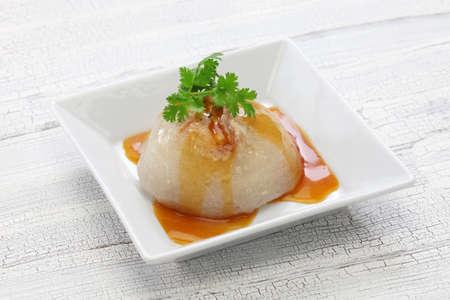 BA wan, bawan, taiwanese mega dumpling