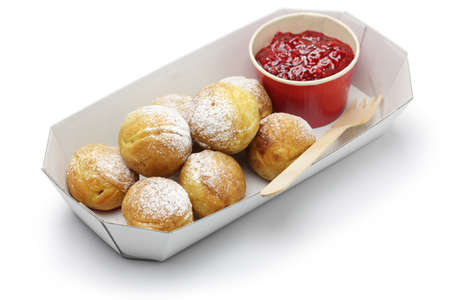 puffs: ebelskiver, danish christmas pancake puffs